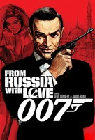 From Russia with Love - DVD movie cover (xs thumbnail)