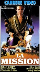 The Mission... Kill - French Movie Cover (xs thumbnail)