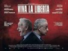 Viva la libertá - Italian Movie Poster (xs thumbnail)