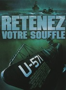 U-571 - French Movie Poster (xs thumbnail)