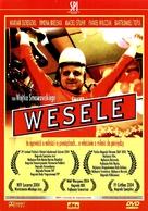 Wesele - Polish DVD cover (xs thumbnail)