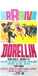 Arrriva Dorellik - Italian Movie Poster (xs thumbnail)