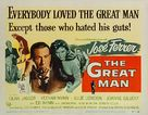 The Great Man - Movie Poster (xs thumbnail)