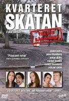 """""""Kvarteret skatan"""" - Swedish DVD movie cover (xs thumbnail)"""