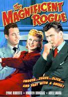 The Magnificent Rogue - DVD movie cover (xs thumbnail)