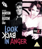 Look Back in Anger - British Blu-Ray movie cover (xs thumbnail)