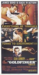 Goldfinger - Movie Poster (xs thumbnail)