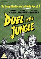 Duel in the Jungle - British DVD cover (xs thumbnail)