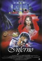 Inferno - German Movie Cover (xs thumbnail)