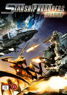 Starship Troopers: Invasion - Danish DVD movie cover (xs thumbnail)