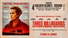 Three Billboards Outside Ebbing, Missouri - Norwegian Movie Poster (xs thumbnail)