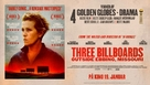 Three Billboards Outside Ebbing, Missouri - Norwegian Movie Poster (xs thumbnail)