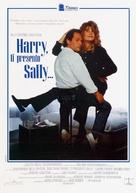When Harry Met Sally... - Italian Movie Poster (xs thumbnail)