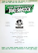 Juno and the Paycock - British Movie Poster (xs thumbnail)
