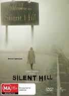 Silent Hill - Australian Movie Cover (xs thumbnail)