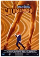 Austin Powers in Goldmember - Italian Movie Poster (xs thumbnail)