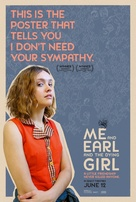 Me and Earl and the Dying Girl - Movie Poster (xs thumbnail)