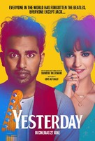 Yesterday - Malaysian Movie Poster (xs thumbnail)