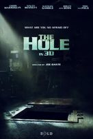 The Hole - British Theatrical poster (xs thumbnail)