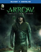 """Arrow"" - Blu-Ray movie cover (xs thumbnail)"