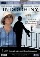 Indochine - Polish Movie Poster (xs thumbnail)
