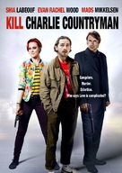The Necessary Death of Charlie Countryman - Canadian DVD movie cover (xs thumbnail)