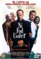 The Whole Nine Yards - Danish DVD movie cover (xs thumbnail)