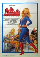La liceale - Italian Movie Poster (xs thumbnail)
