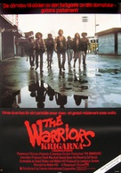 The Warriors - Swedish Movie Poster (xs thumbnail)