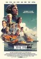 Midway - Norwegian Movie Poster (xs thumbnail)