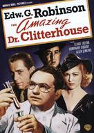The Amazing Dr. Clitterhouse - Movie Cover (xs thumbnail)