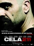 Celda 211 - Brazilian Movie Poster (xs thumbnail)