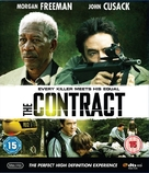 The Contract - British Blu-Ray cover (xs thumbnail)