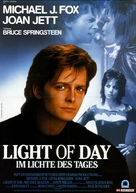 Light of Day - German Movie Poster (xs thumbnail)