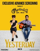 Yesterday - Movie Poster (xs thumbnail)