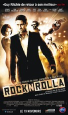 RocknRolla - French Movie Poster (xs thumbnail)