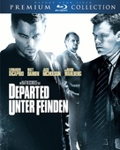 The Departed - German Movie Cover (xs thumbnail)