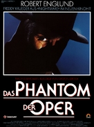 The Phantom of the Opera - German Movie Poster (xs thumbnail)