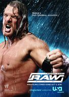 """WWE Monday Night RAW"" - Movie Poster (xs thumbnail)"