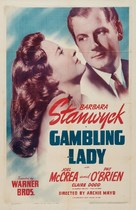 Gambling Lady - Re-release poster (xs thumbnail)