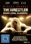 The Wrestler - German DVD cover (xs thumbnail)