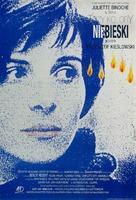 Trois couleurs: Bleu - Polish Movie Poster (xs thumbnail)