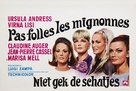 Le dolci signore - Belgian Movie Poster (xs thumbnail)