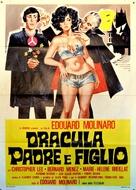 Dracula père et fils - Italian Movie Poster (xs thumbnail)