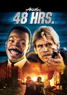 Another 48 Hours - DVD cover (xs thumbnail)