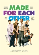 Made for Each Other - Swedish DVD cover (xs thumbnail)