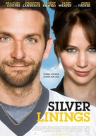 Silver Linings Playbook - German Movie Poster (xs thumbnail)