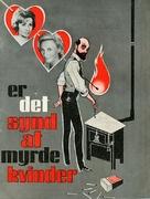 Landru - Danish Movie Poster (xs thumbnail)