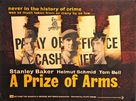A Prize of Arms - British Movie Poster (xs thumbnail)