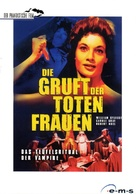 Devils of Darkness - German DVD movie cover (xs thumbnail)